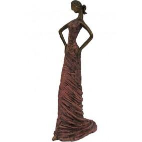 Figura Galeryjna Kobieta Brąz 41,5cm