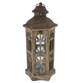 Lampion Drewniany (ciemna wieża)