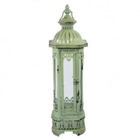 Lampion Metalowy (zielona wieża)