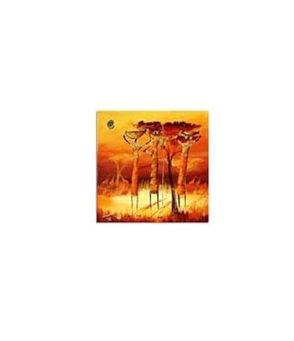 Obraz olejny w ramie Afryka G00540
