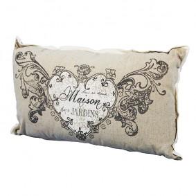 Podłużna poduszka ozdobna Maison