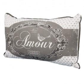 Podłużna poduszka dekoracyjna Amour