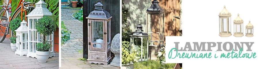 Lampiony Latarnie Dekor Wnetrz Dekoracje Do Domu I
