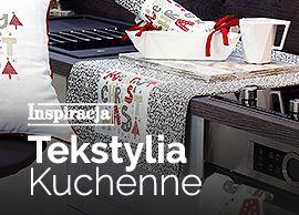 Tekstylia Kuchenne Inspiracja